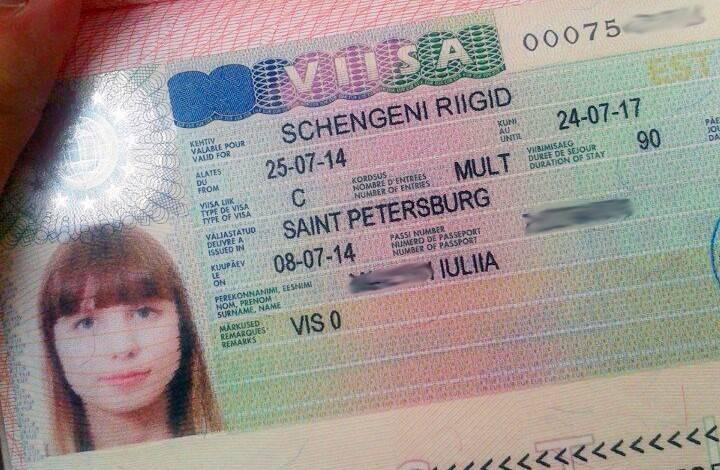 Виза в эстонию: самостоятельное оформление и список документов