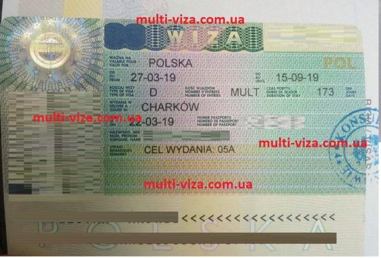 Шенгенская виза в польшу для россиян в 2021 году: подробная инструкция по самостоятельному оформлению