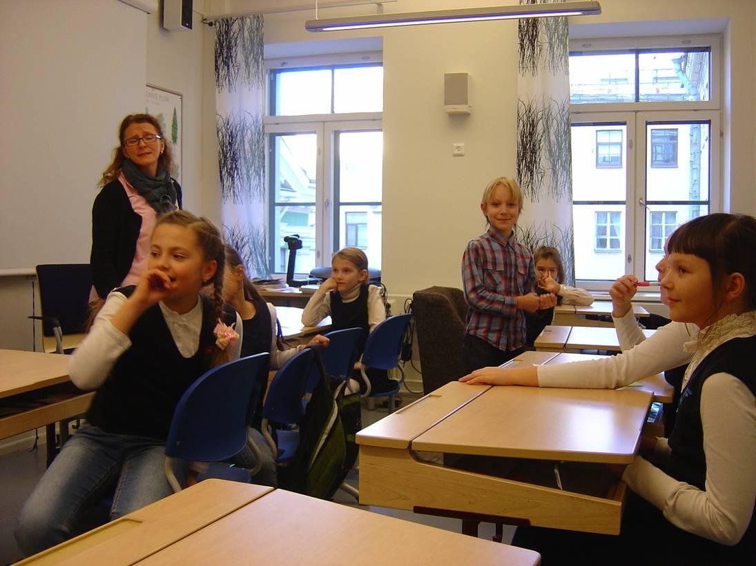 Изучение финского языка