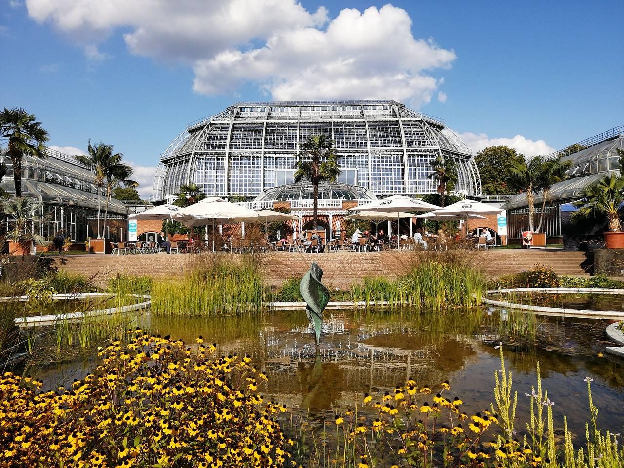 Достопримечательности берлина: популярные места с фото и описанием