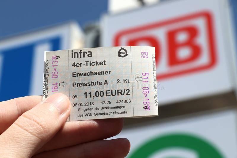 Покупка билетов на транспорт Германии: особенности и нюансы
