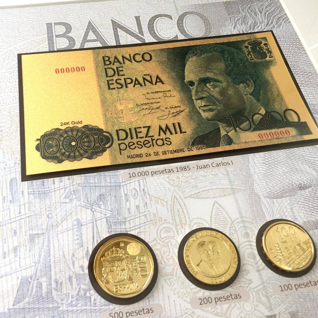 Валюта испании – современное положение и экскурс в историю - dompick