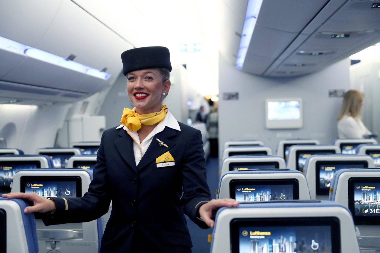 Расписание и новые правила перелета авиакомпаний lufthansa group