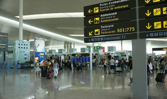 Эль прат де льобрегат: зона аэропорта барселоны. это интересно.