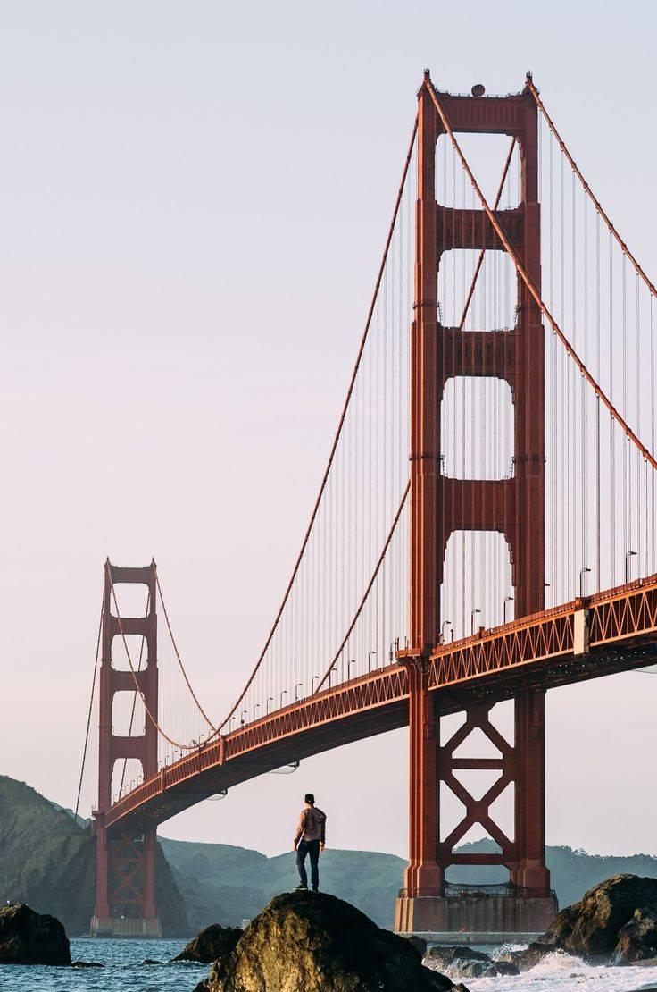 Сан франциско: достопримечательности и мост золотые ворота