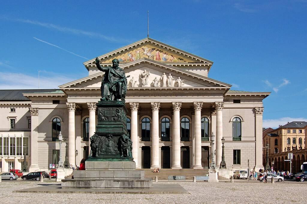 Оперная неделя в баварской столице | operanews.ru