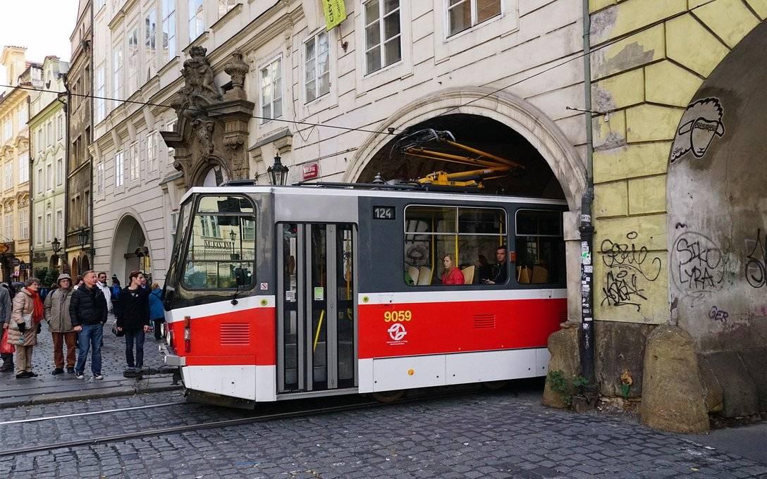 Важная информация для туристов о транспорте в праге