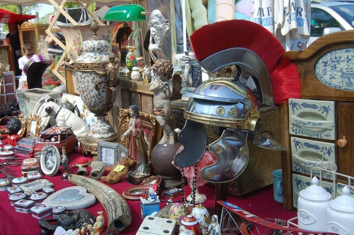 Мини-гайд по блошиным рынкам берлина   living in travels