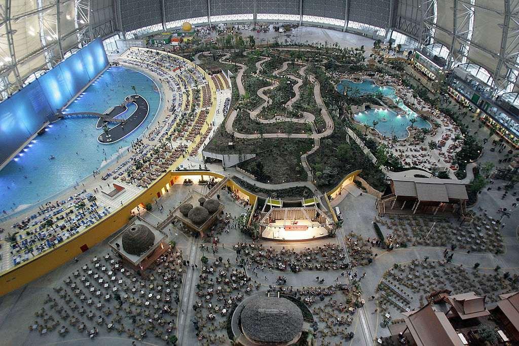 Топ-15 аквапарков россии