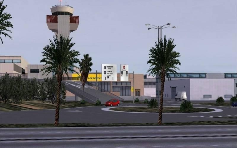 Аэропорт Лас-Пальмас-де-Гран-Канария на Канарских островах