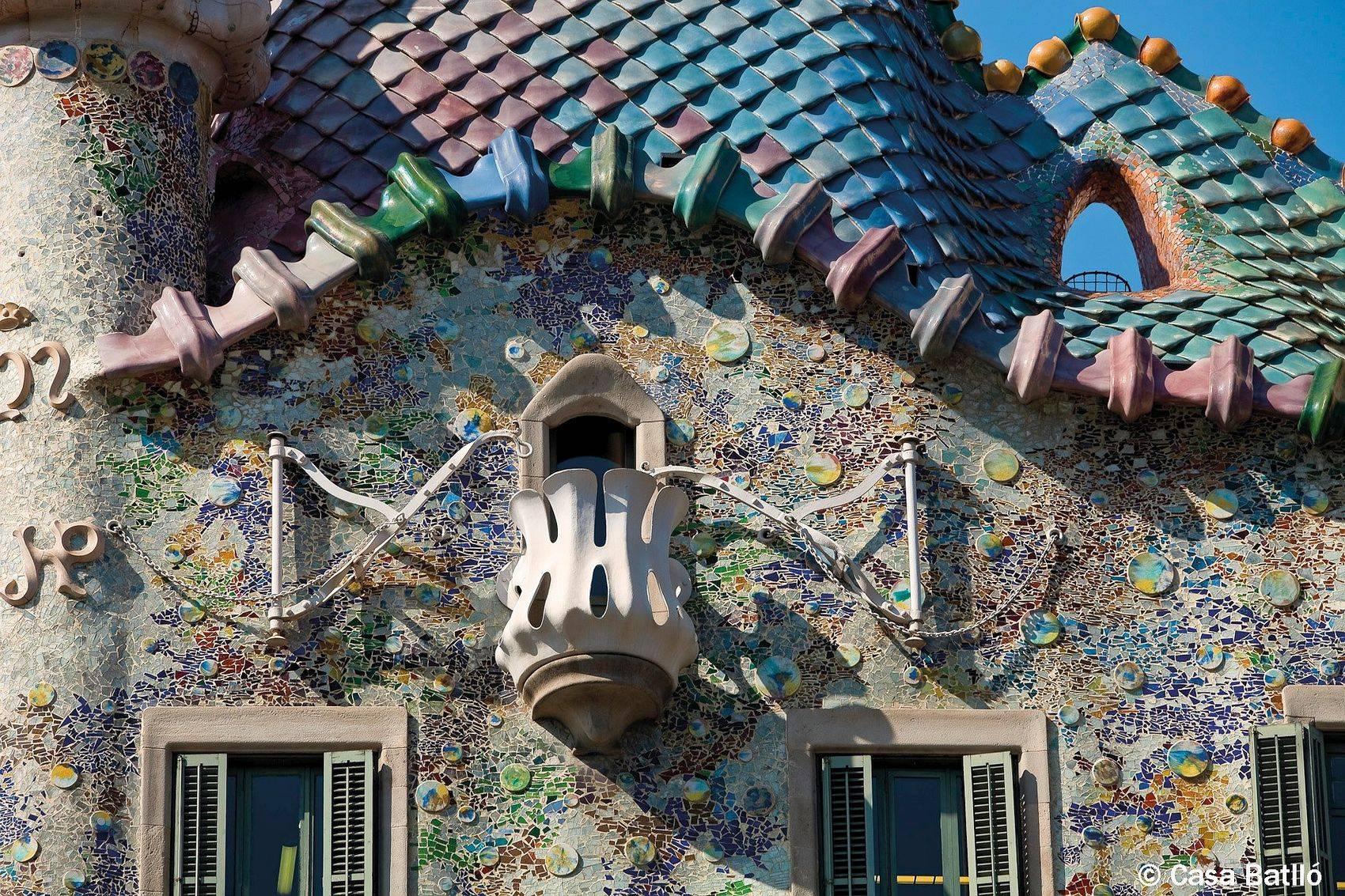 Каса-батльо (дом бальо) антонио гауди в барселоне: описание, адрес, фото | вся планета