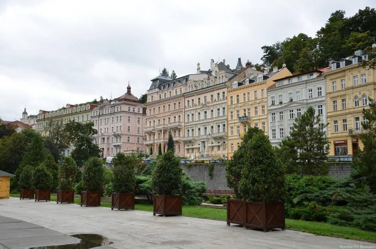 Как добраться из Карловых Вар в Прагу: способы, маршруты, цены на билеты