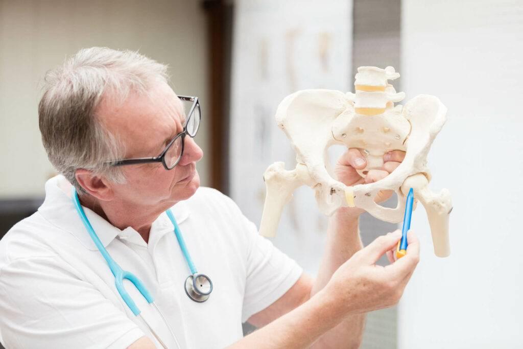 Эндопротезирование тазобедренного и коленного сустава в германии