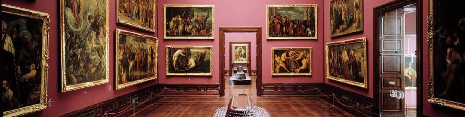 Дрезденская картинная галерея и другие достопримечательности