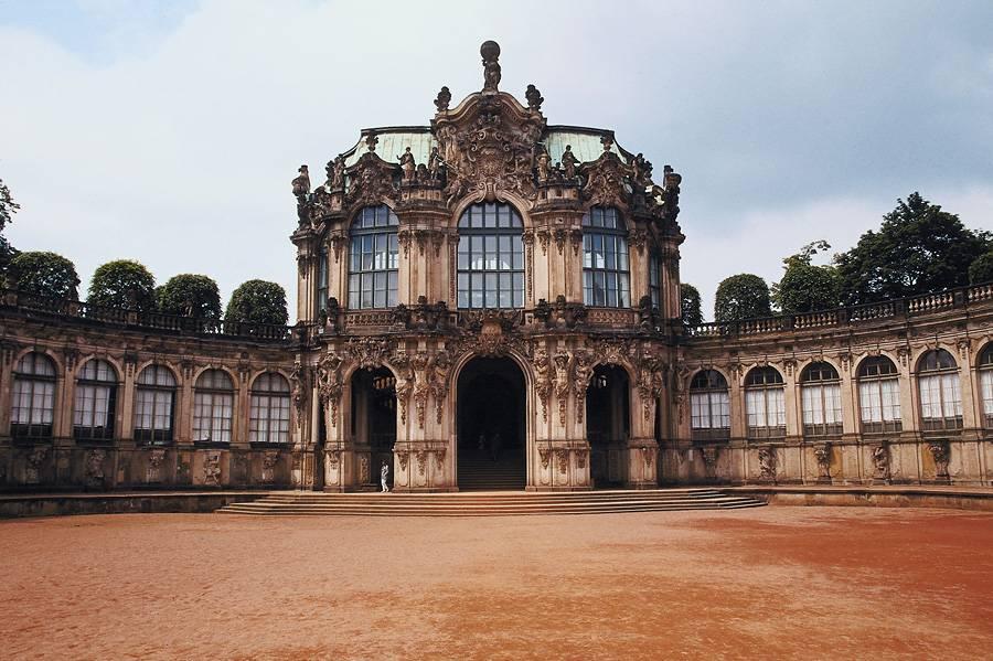 Дрезден (dresden). прогулка по городу
