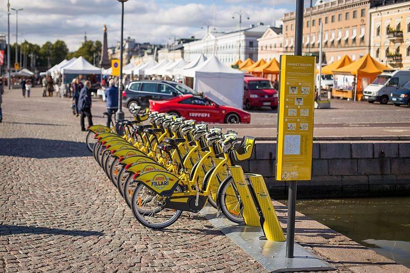 Финские велосипеды
