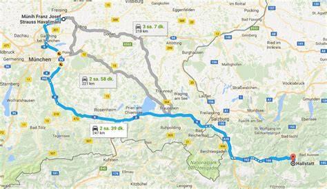 Как добраться из зальцбурга в мюнхен