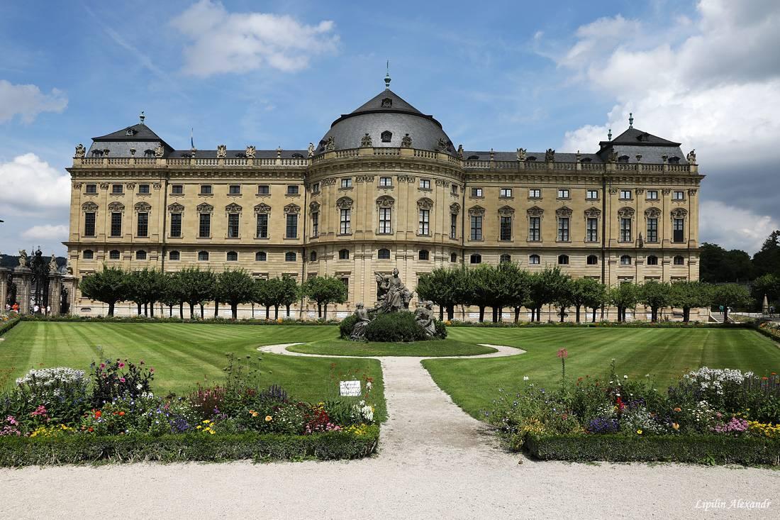 Вюрцбург (германия): достопримечательности, где находится этот баварский город