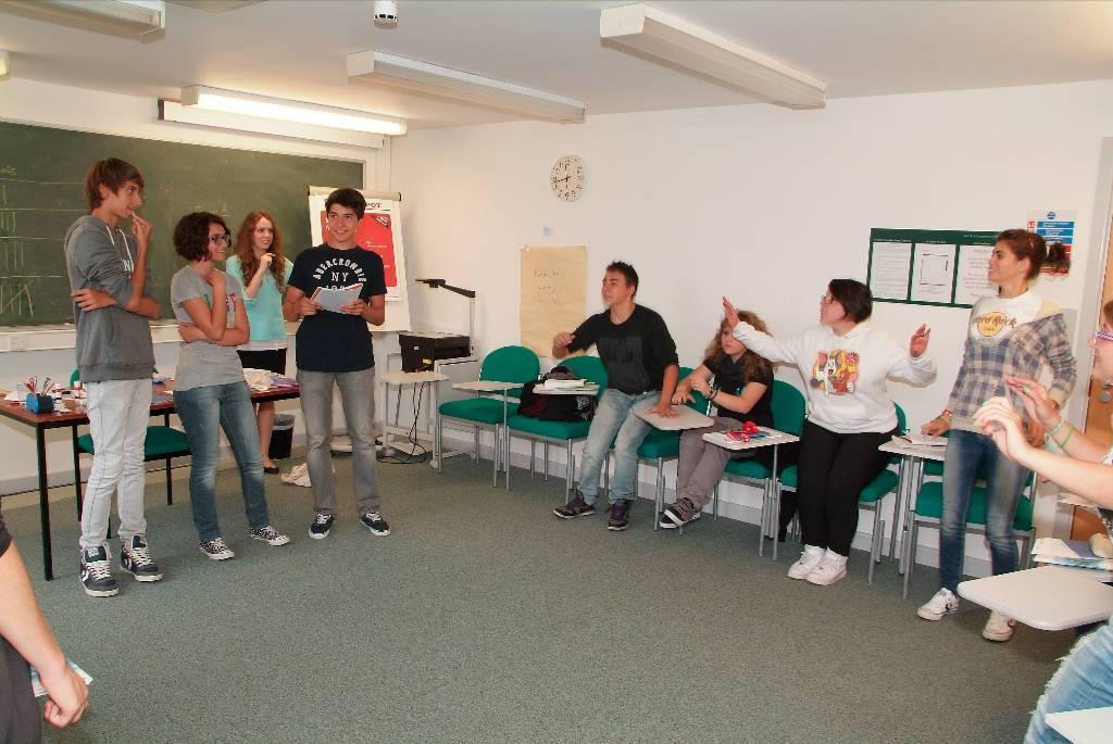 Языковые лагеря для детей в чехии