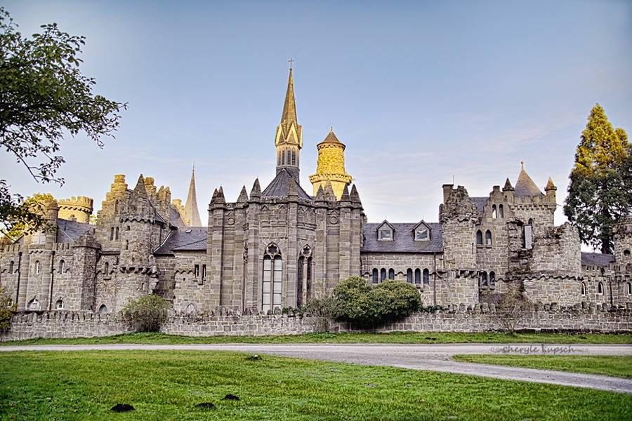 7 сказочно красивых замков германии