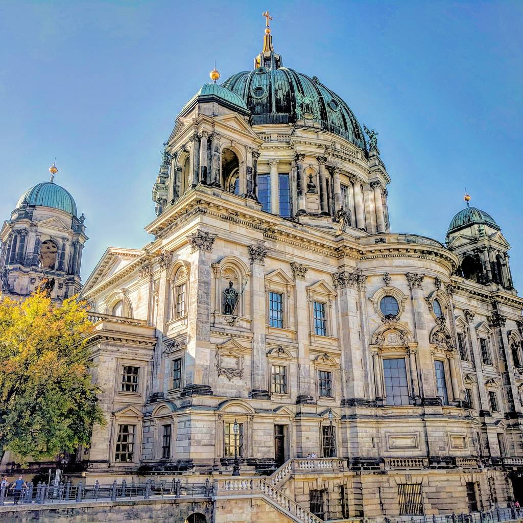 Берлинский кафедральный собор: история и архитектура