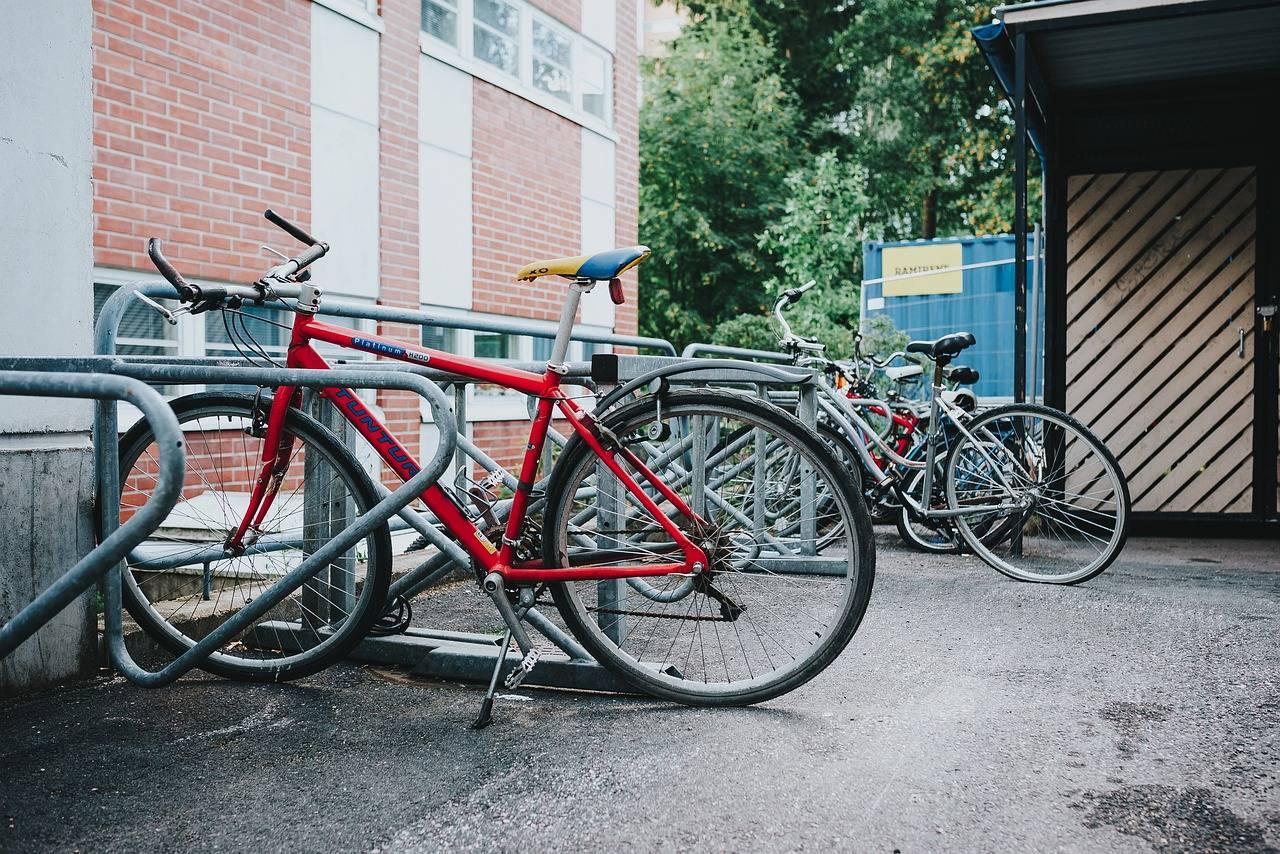 Велосипеды и велосипедисты Германии