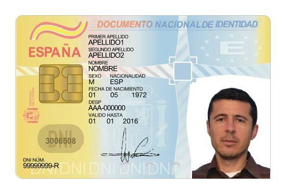 Оформление nie в испании для граждан ес