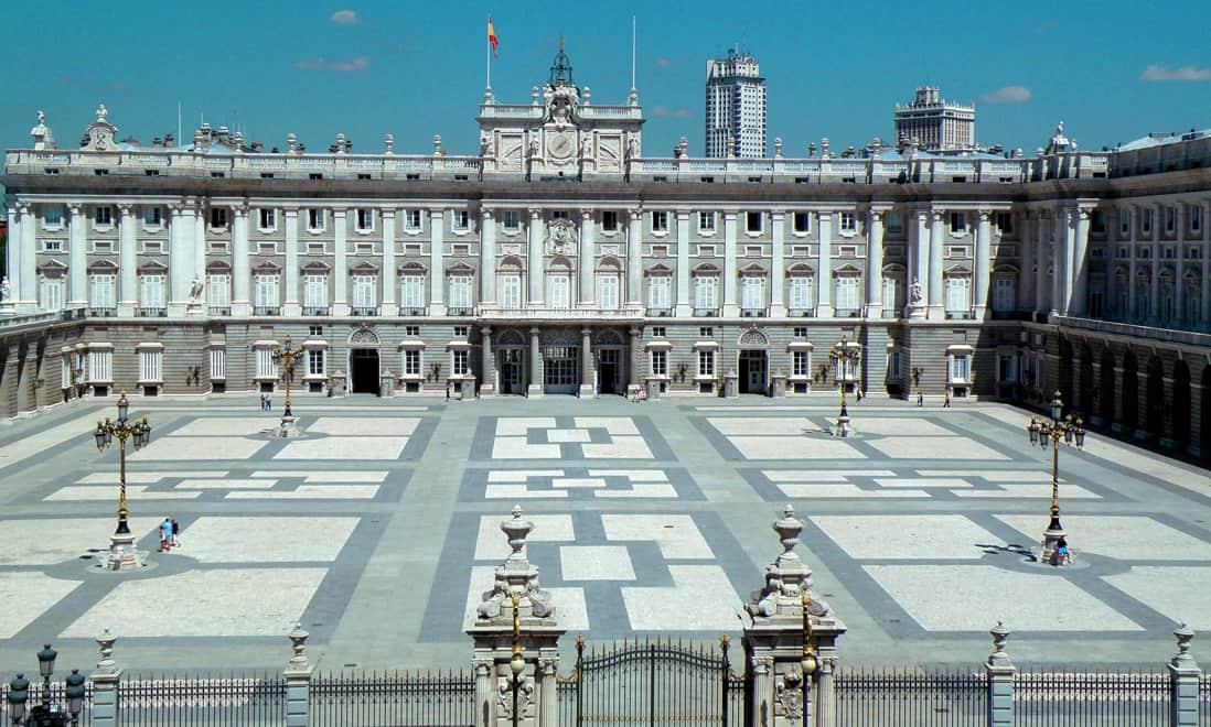 Королевский дворец в мадриде - история, фото, описание, время работы, цены 2021, как добраться, карта