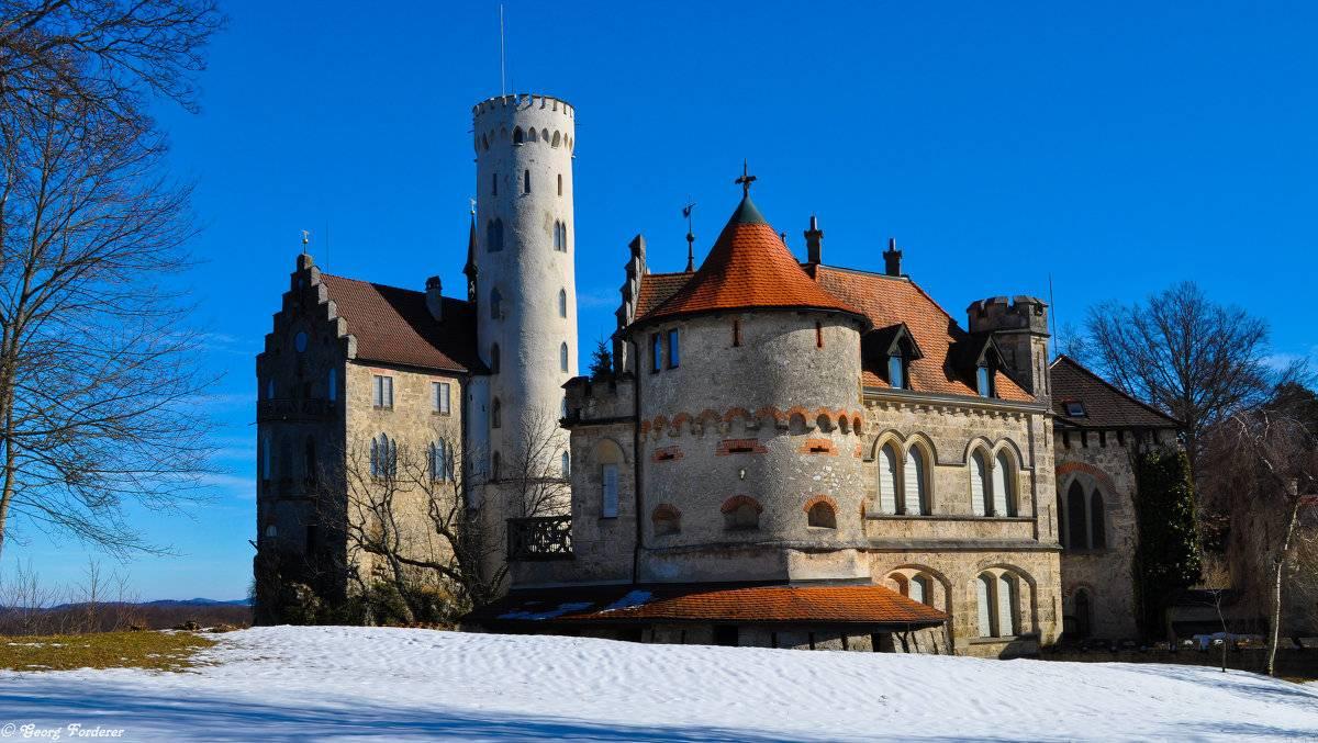 Замок лихтенштайн в германии: фото, как добраться   vectorme, векторми