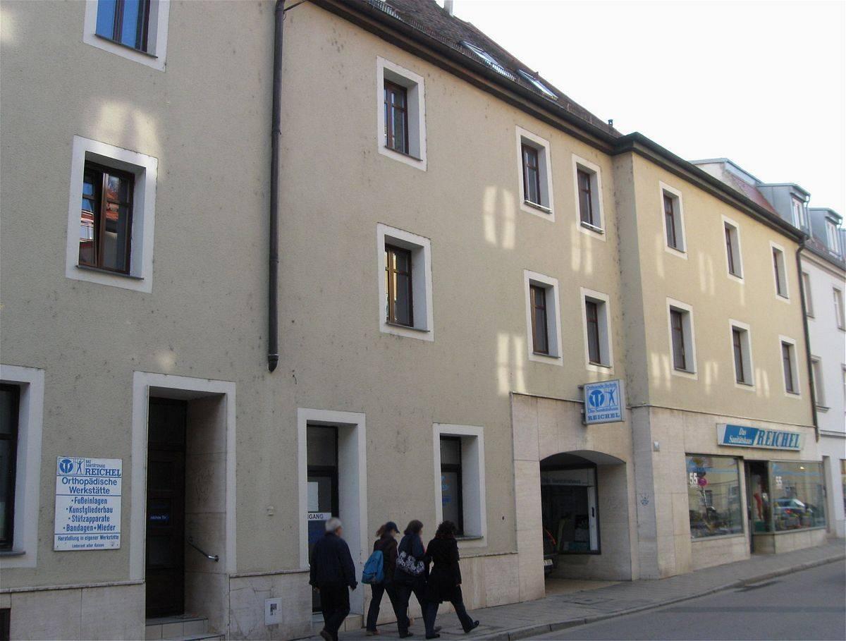 Недвижимость врегенсбурге: купить, цены на жилье врегенсбурге