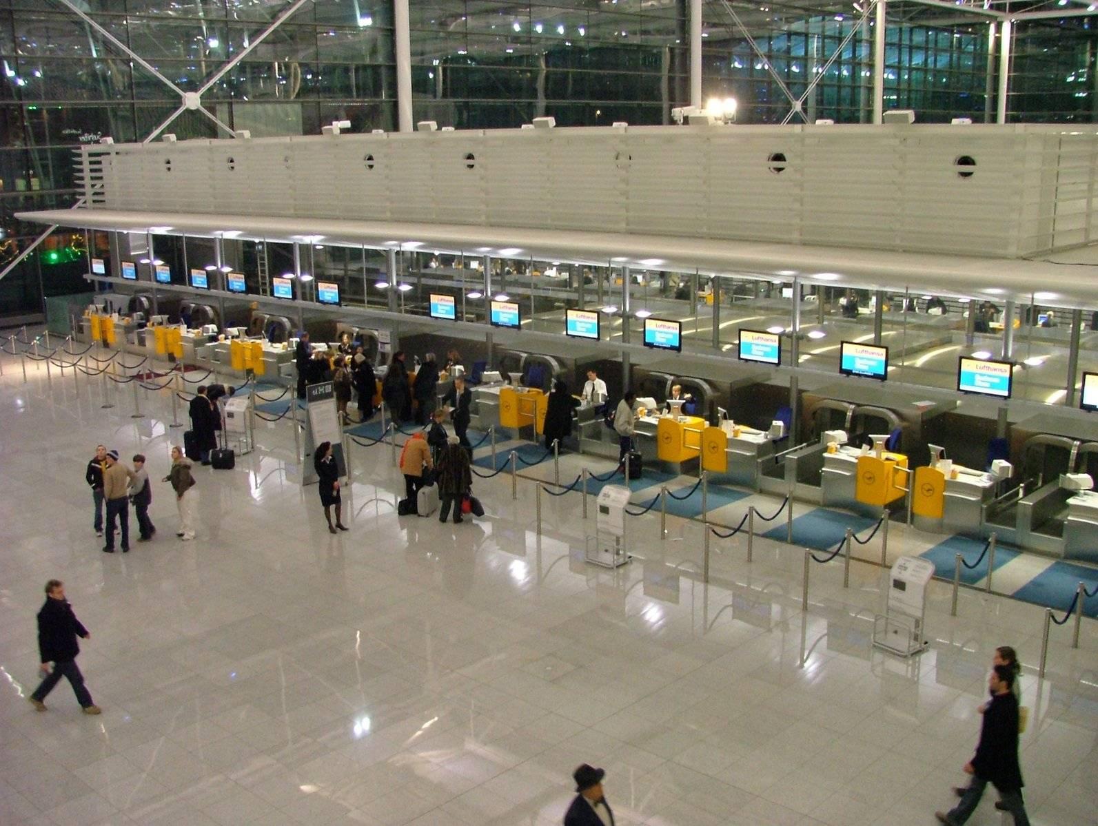 Аэропорт франц йозеф штраус мюнхен — сайт на русском