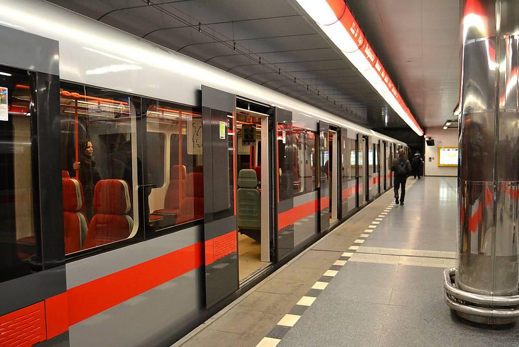 Схема метро праги: транспортные линии и условия проезда