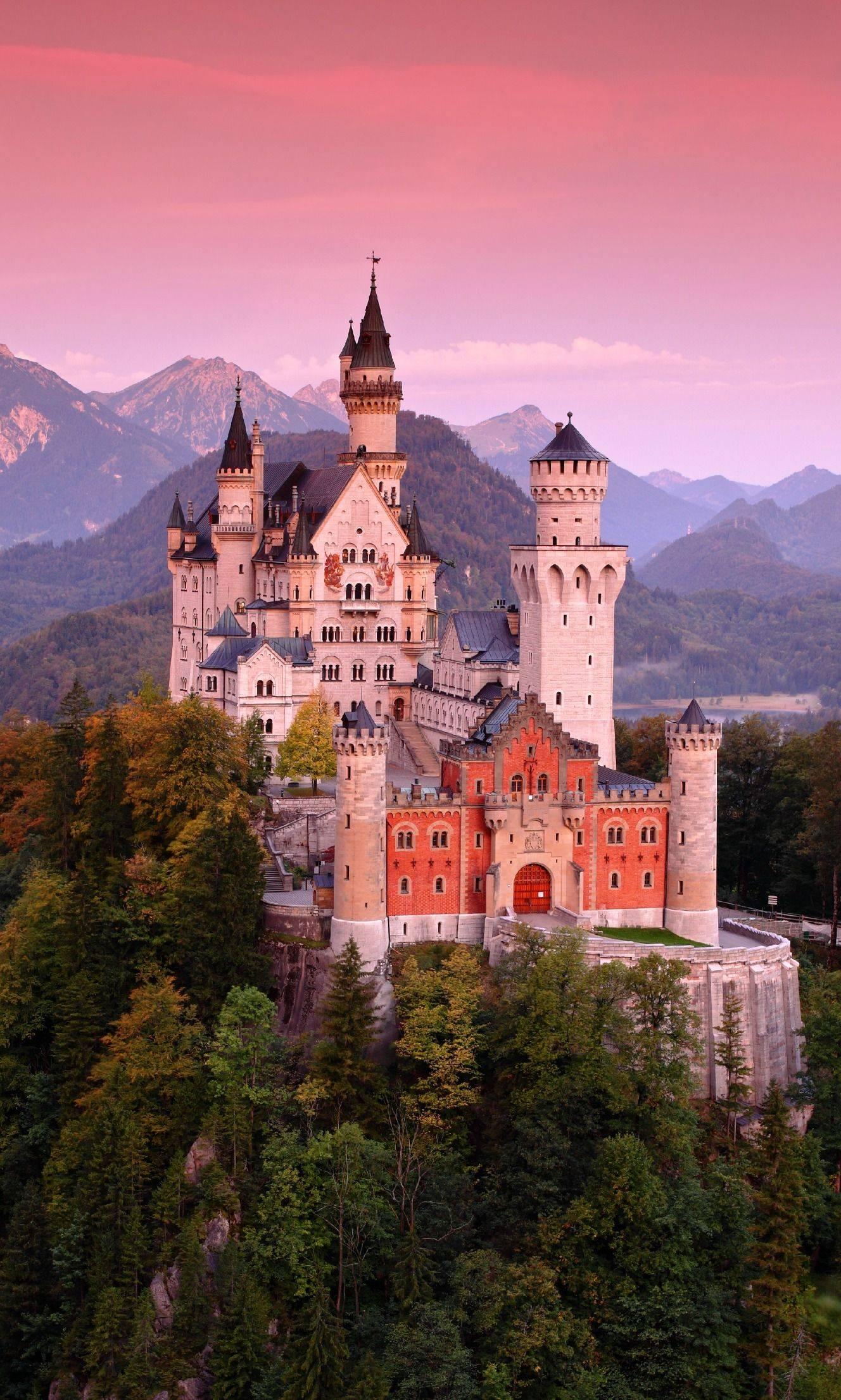 Замок нойшванштайн (германия) - описание, фото, легенда