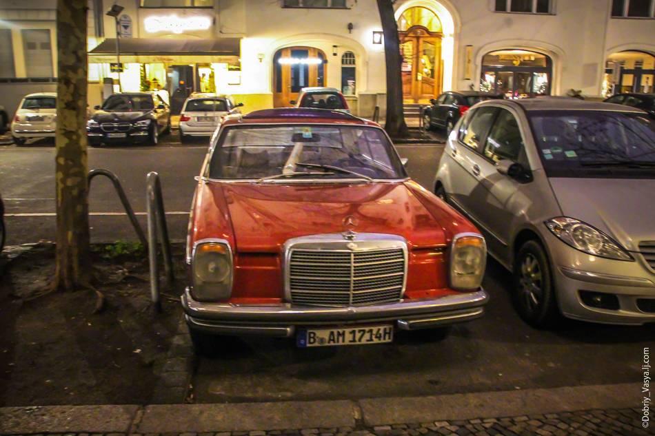 Аренда авто в берлине (berlin wedding)