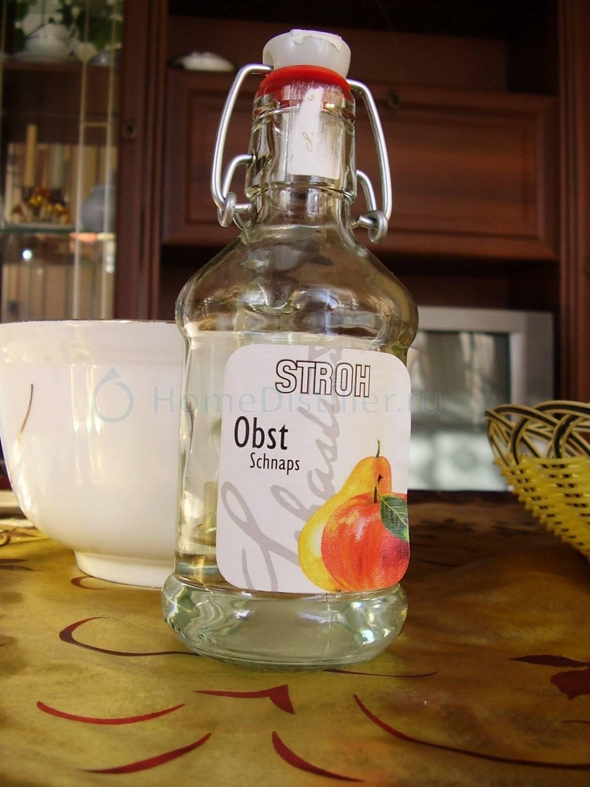 Шнапс: что это, виды, как правильно пить, рецепт домашнего шнапса