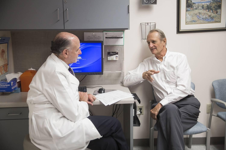 Лечение в Германии рака предстательной железы, аденомы и простатита
