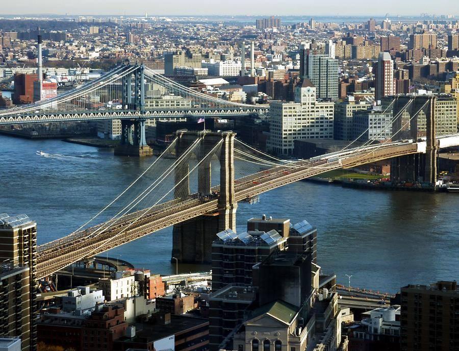 В каком городе находится бруклинский мост: длина и другие интересные факты