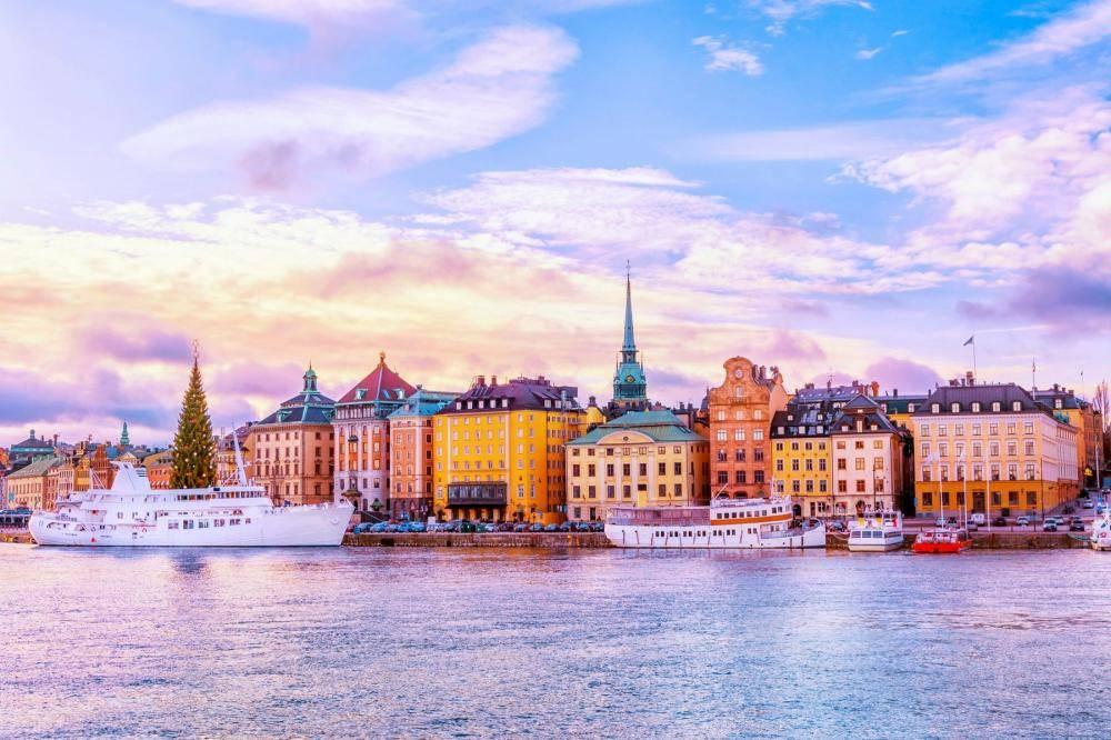 Хельсинки - стокгольм - осло - копенгаген