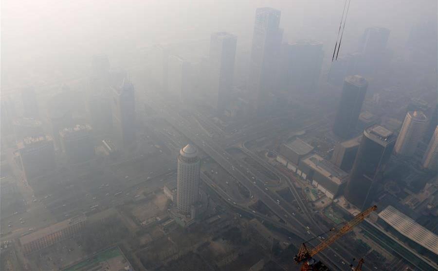 Смог причины и последствия загрязнения атмосферного воздуха