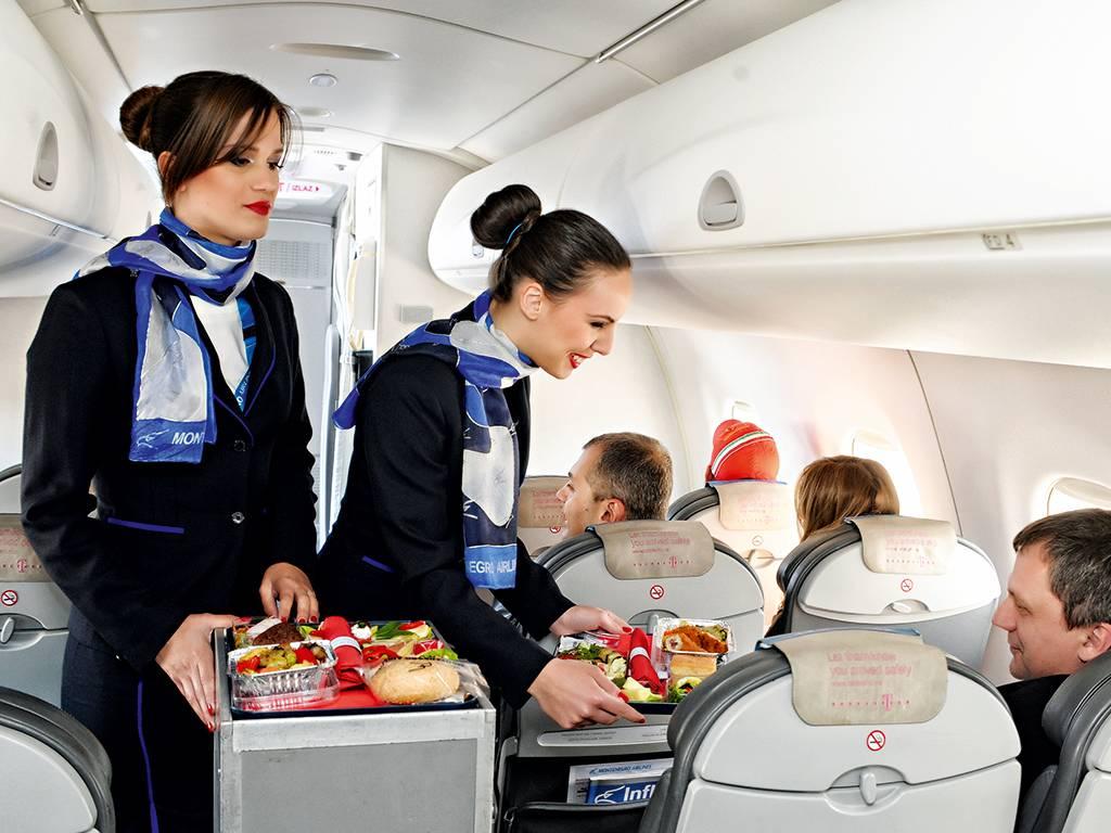 Montenegro airlines | paris