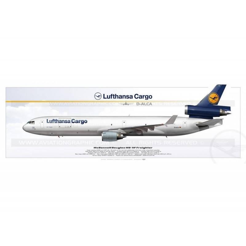 Как работает авиаперевозчик lufthansa cargo