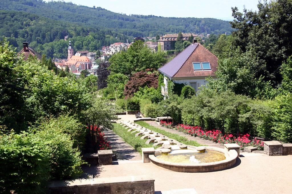 Баден-баден: достопримечательности, отзывы туристов, рестораны