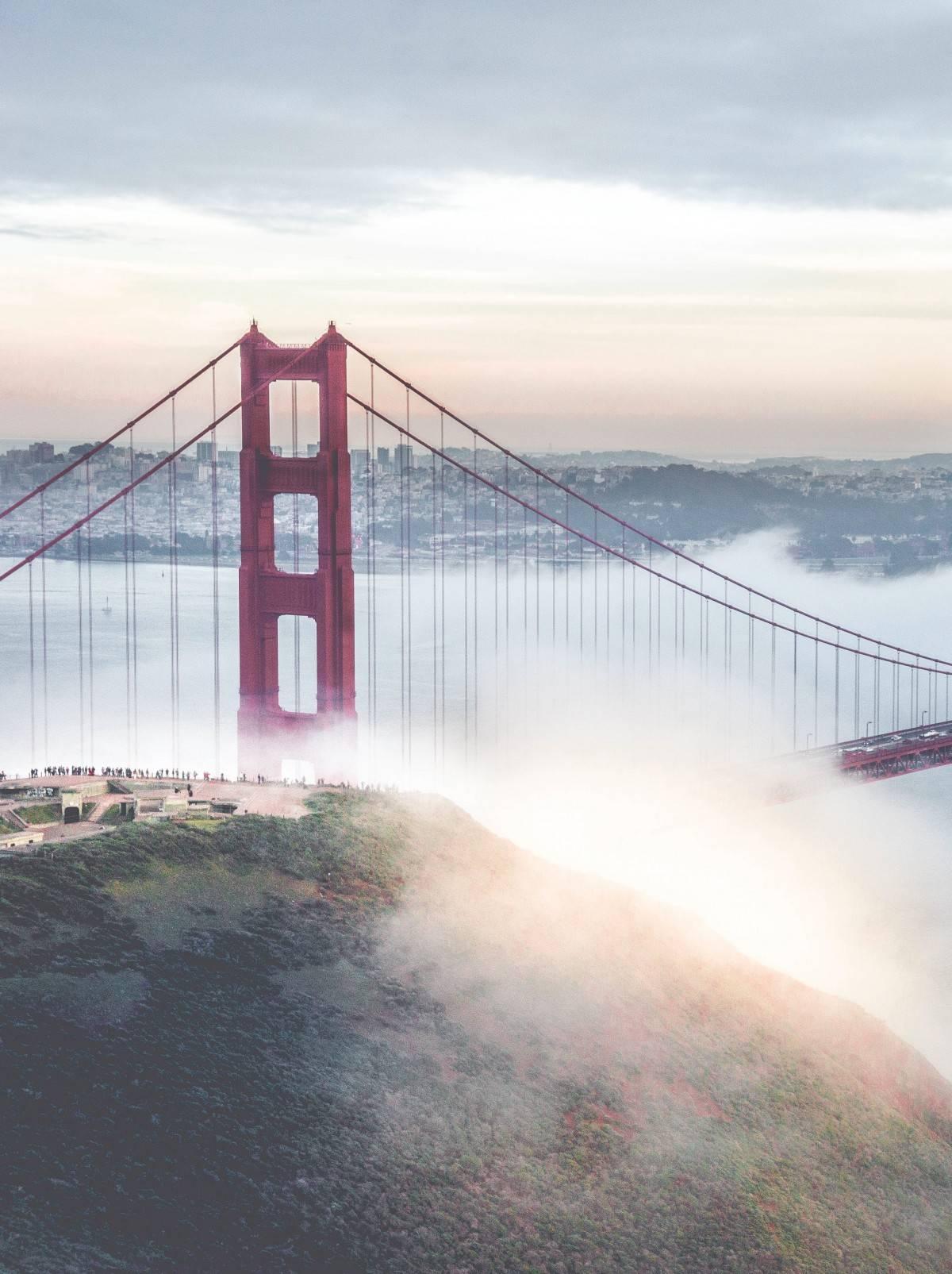 Мост золотые ворота в сан-франциско — история строительства, описание и фото