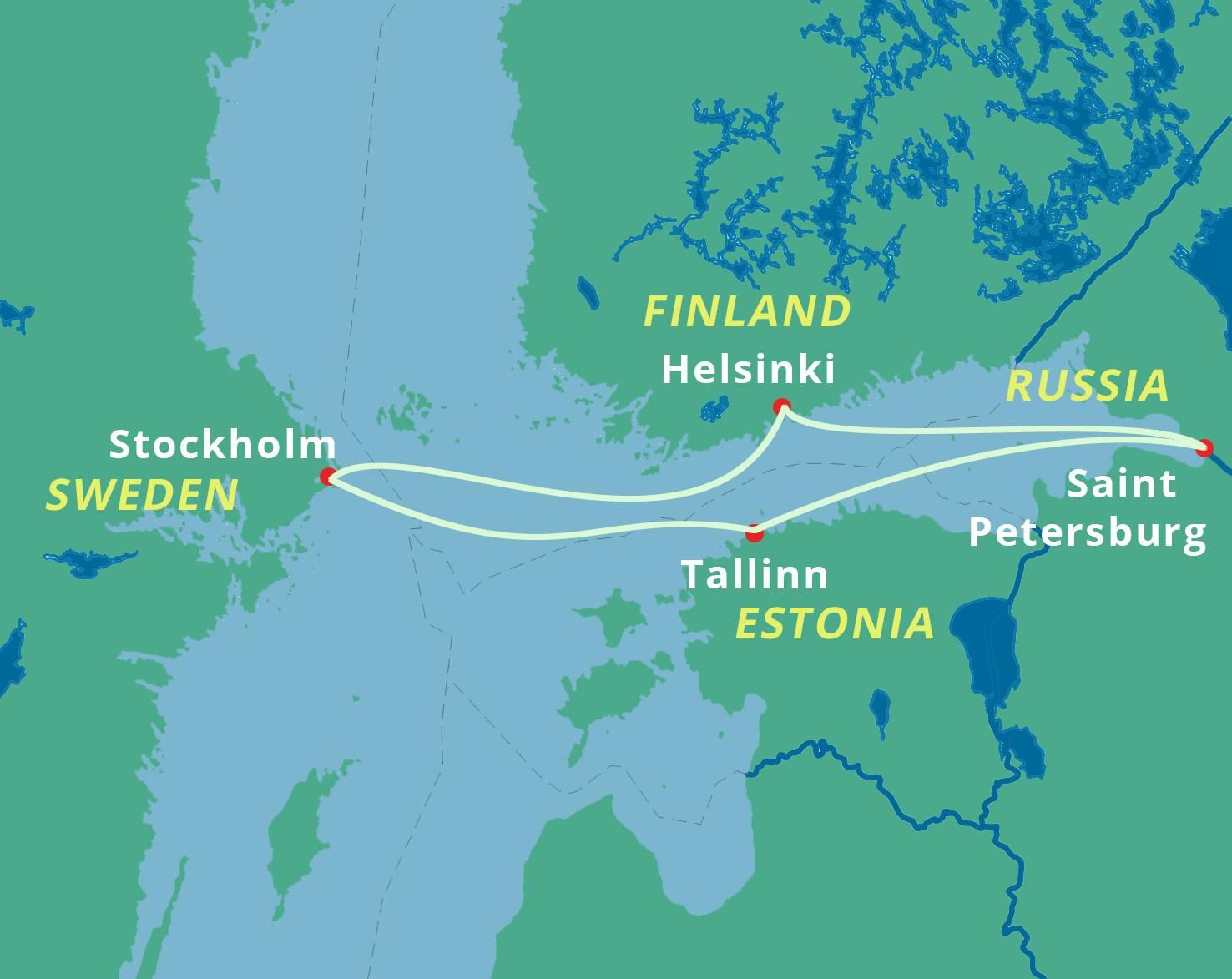 «новогодняя скандинавская сага», новогодний тур-круиз хельсинки - стокгольм - осло - копенгаген : туры в скандинавию от туроператора нисса-тур