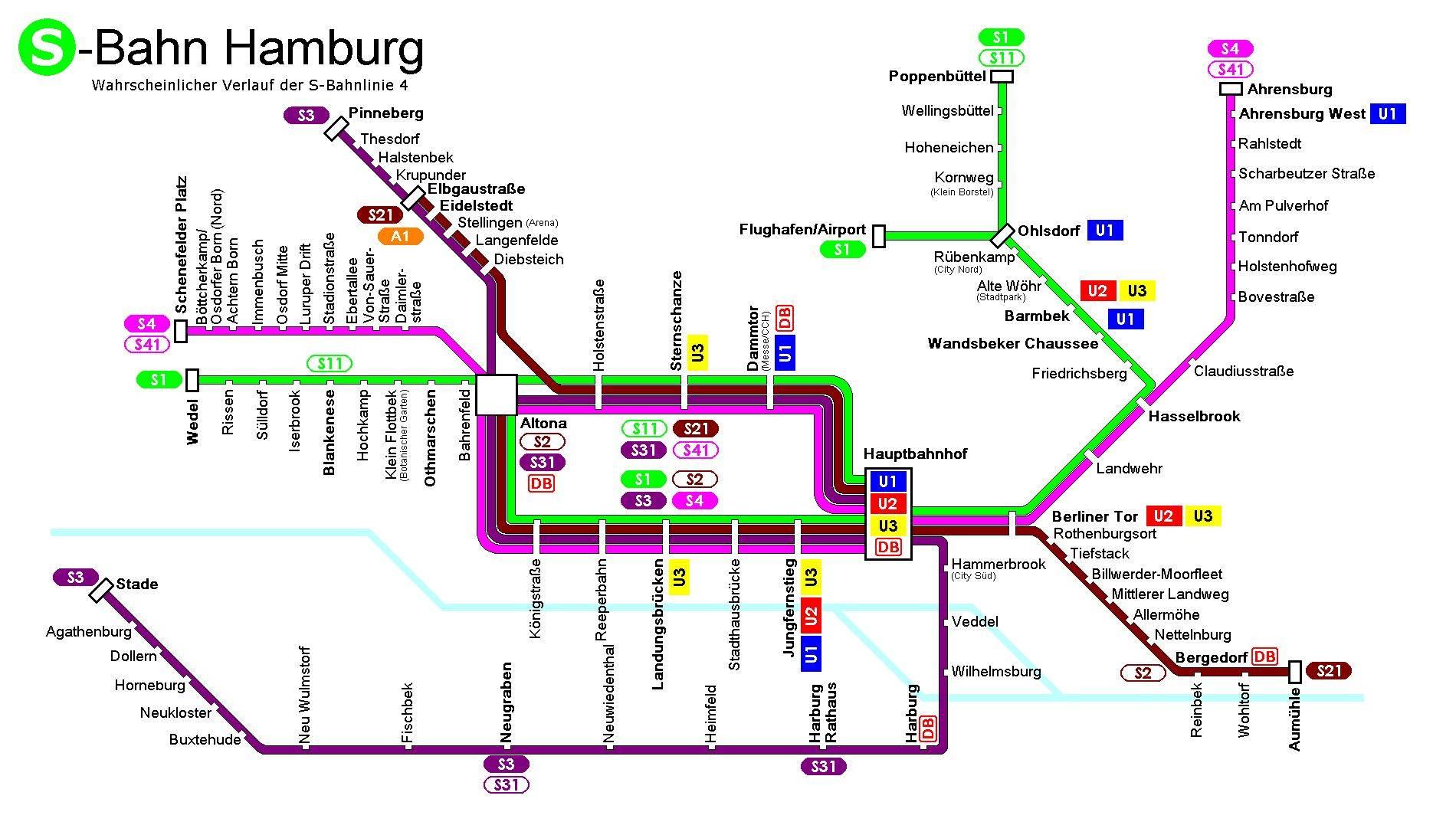 Из берлина в гамбург — как добраться на поезде и автобусе, расстояние и маршрут на машине, советы и отзывы туристов