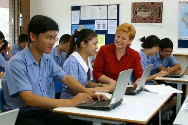 Образование в австралии в 2021 году: начальное, школьное, высшее
