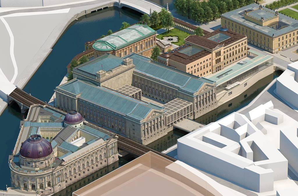 Музей боде в берлине – сокровищница музейного острова