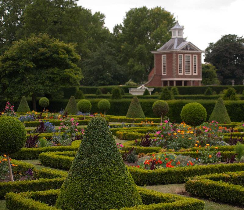 Английский сад – десять основных принципов его обустройства