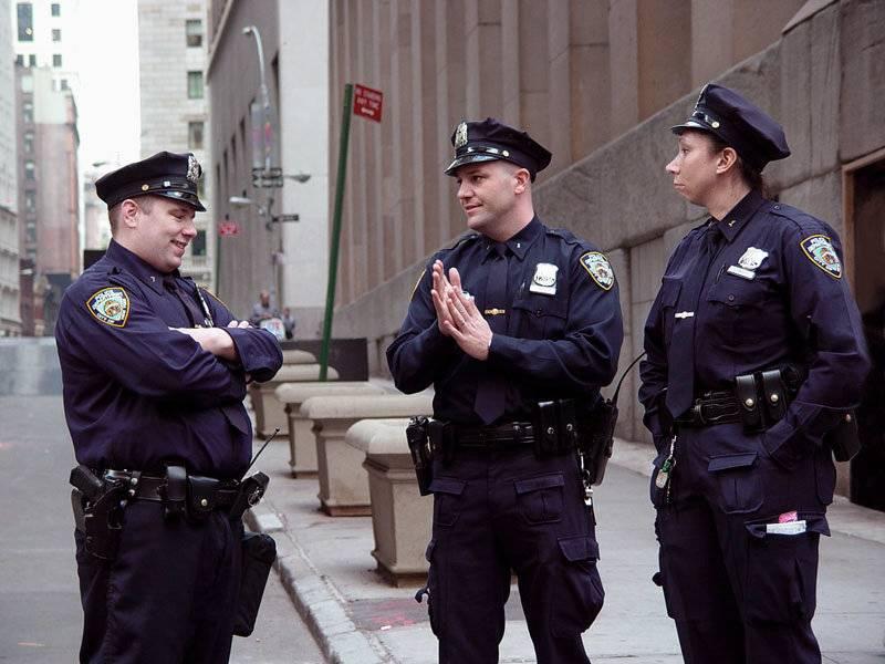 Зарплата полицейского в сша в месяц в 2019 году