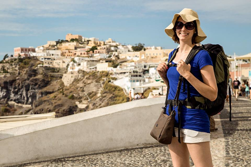 Русско-греческий разговорник для туристов (путешественников) с произношением